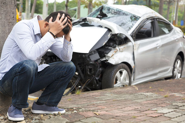 What to do in the Case of an Accident