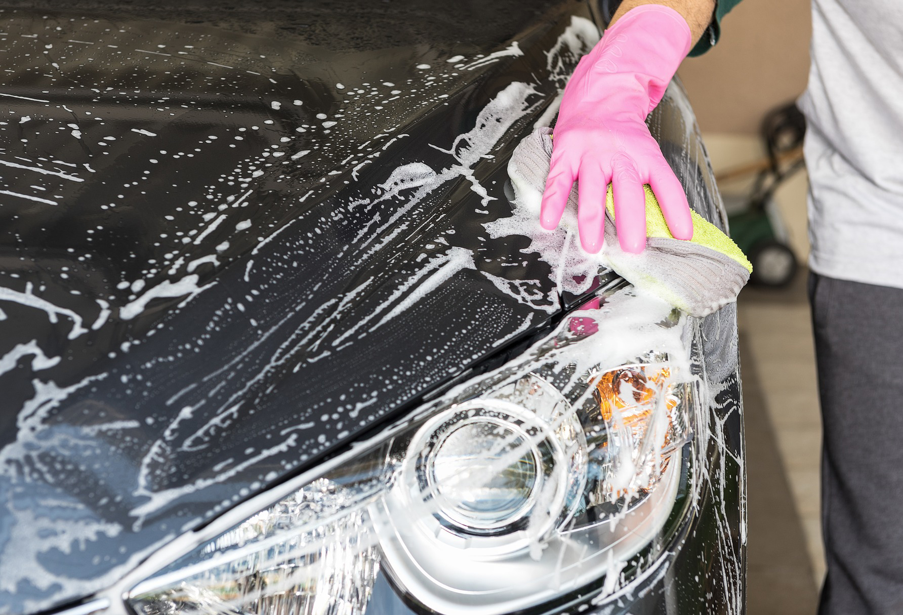 Car Valeting Insurance for the Motor Trades Industry