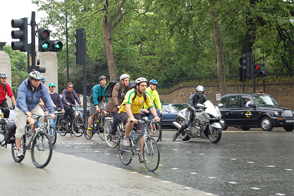 London's New Cycling Zones and the Impact on Congestion
