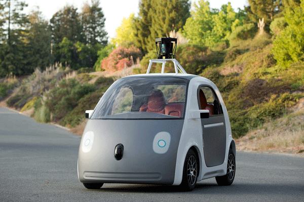 Trader opinion: Do driverless cars have a future?