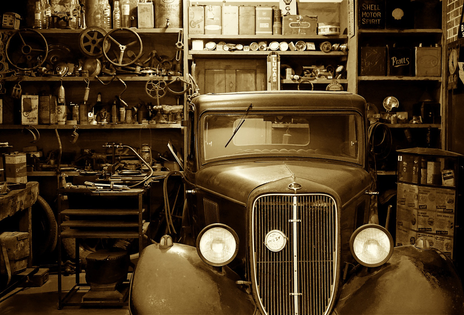 Mechanic Insurance In The Motor Trades Sector
