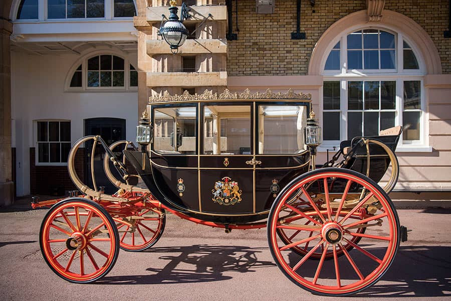 The Royal Wedding Carriage – A risk worth insuring?