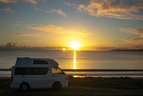 Motorhomes and Caravans – Staycation Success Stories