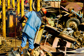 Scrap Dealer and Breakers Yard Insurance