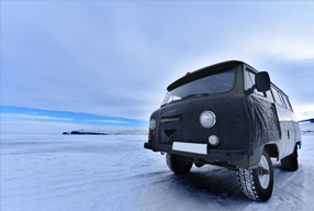 Keeping Your Van on The Road This Winter