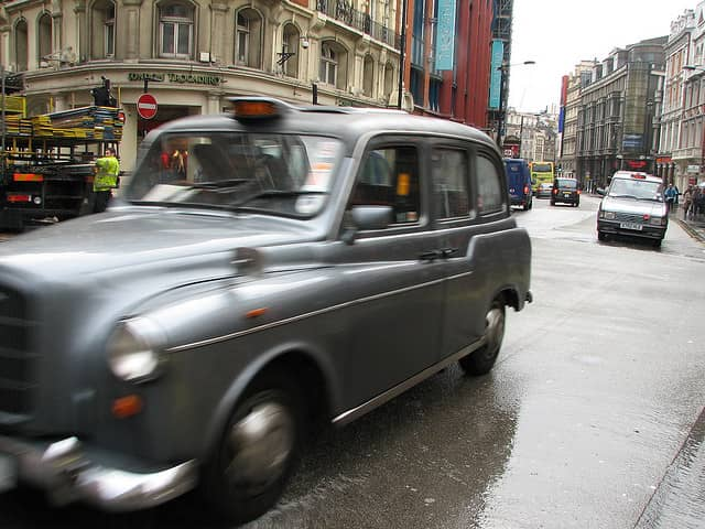Makers of New Eco-Friendly London Cab in Legal Dispute